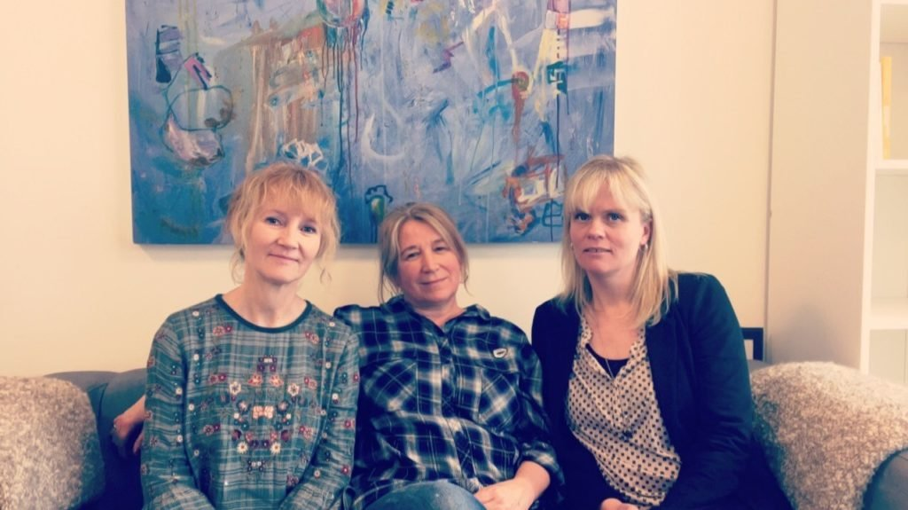 Småbørnsstammen ved kommunikationscenter Odense