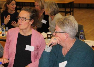 Mette Halle og Jette Eriksen fra Aalborg