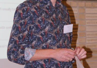 Ole Kring Tannert formand Stammeforeningen fortæller om foreningen