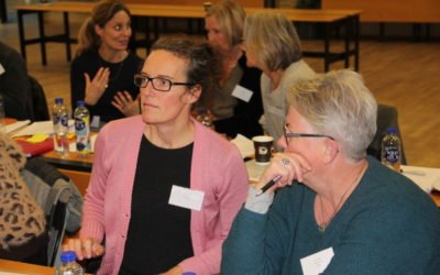 Stor succes med workshoppene om intervention over for unge i udskolingen, der stammer