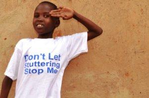 Stammearbejde for lærere og skoleelever i Rwanda