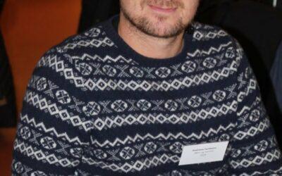 Andreas Fynholm fra PPR
